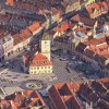 brasov medieval city center